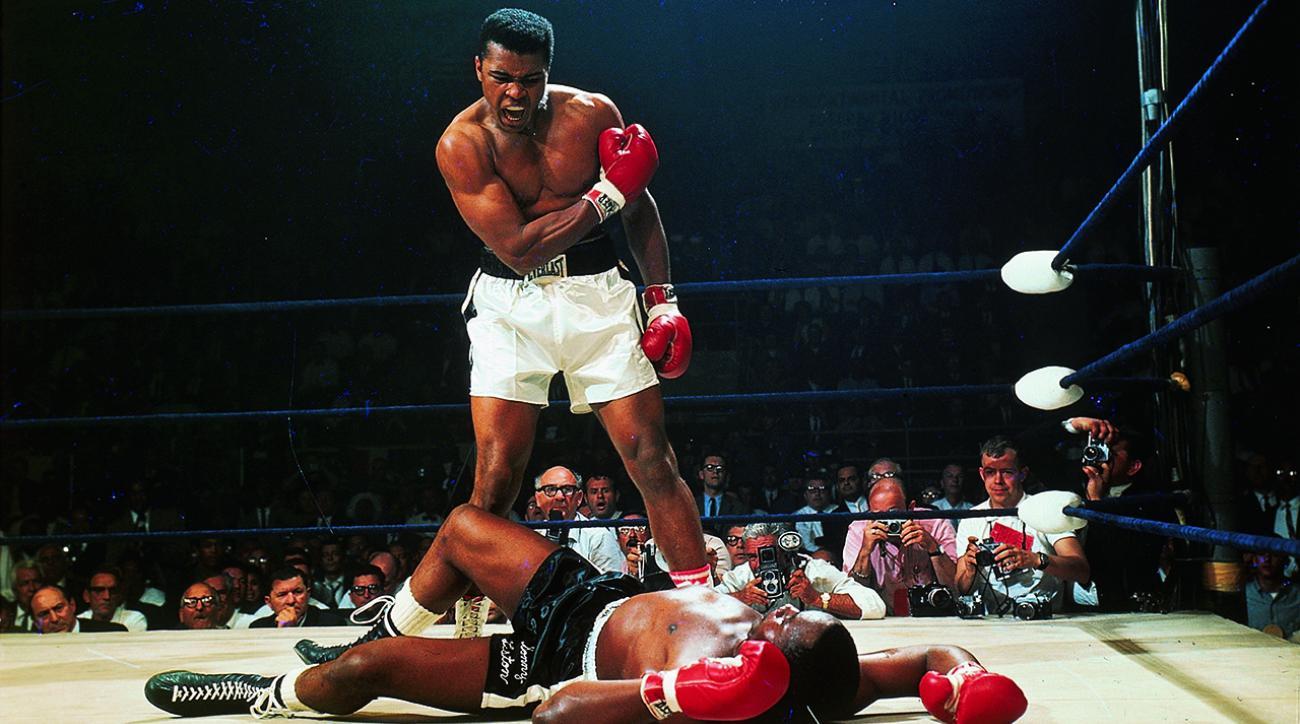 Ali vs. Liston: 50th Anniversary