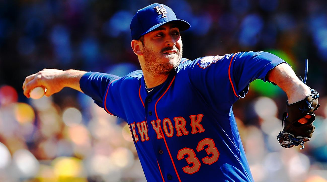 Terry Collins: Matt Harvey could have 'dead arm' (IMAGE)