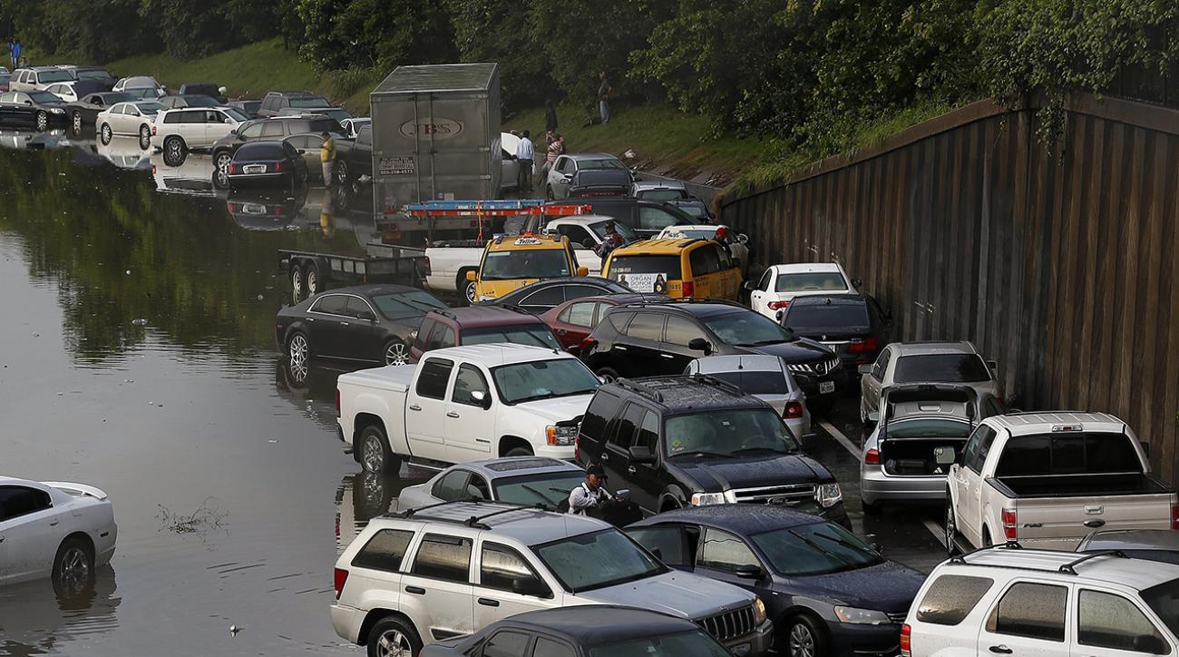 Houston Texans delay OTAs due to massive floods