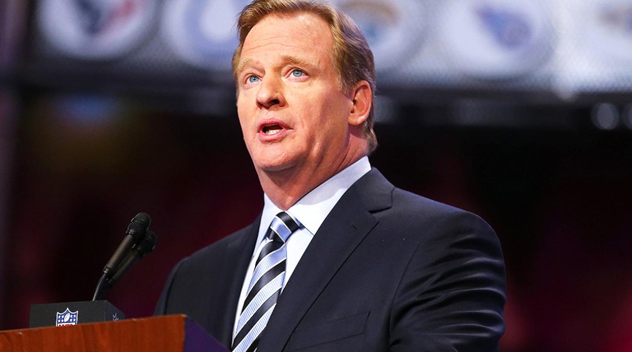 si now, roger goodell, nfl, conduct commissioner, ray mcdonald, tom brady, Ray Rice, policy