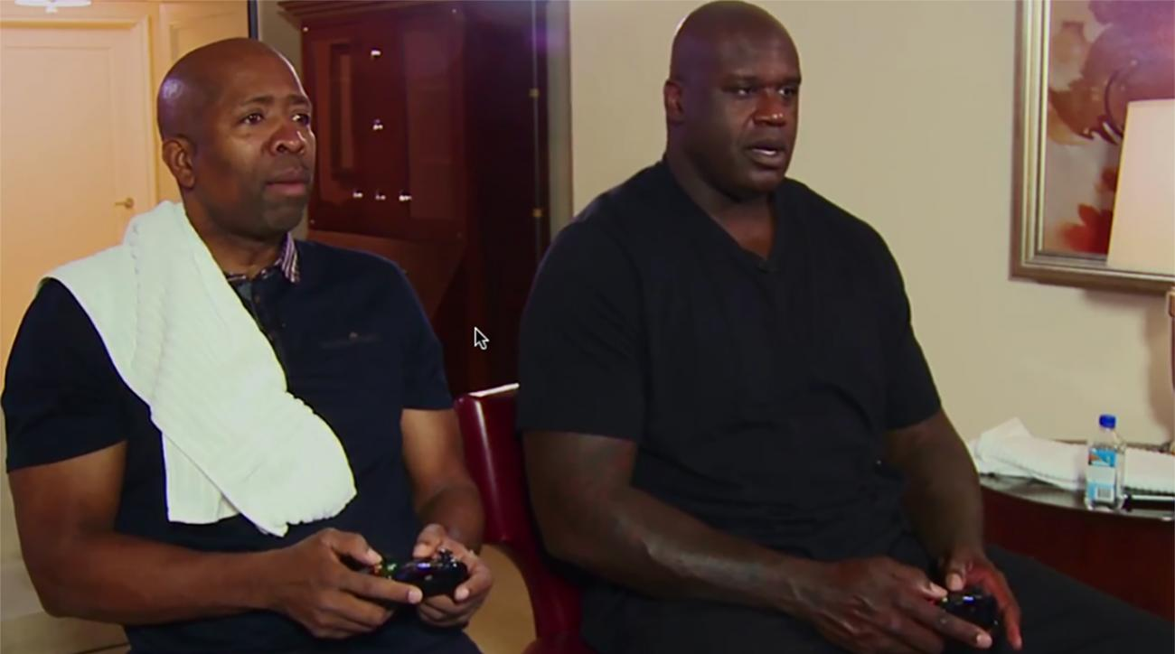 kenny smith shaq mortal kombat x
