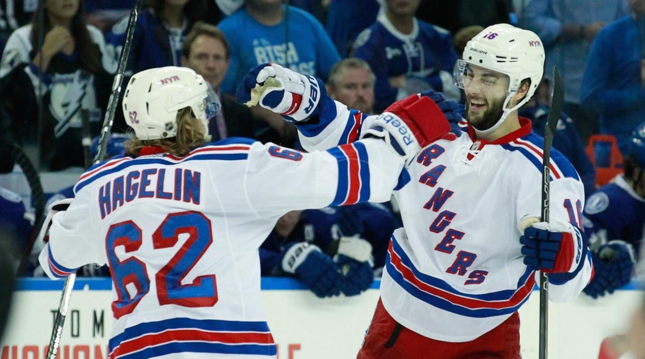 new york rangers, nhl, hockey, tampa bay lightning, stanley cup playoffs