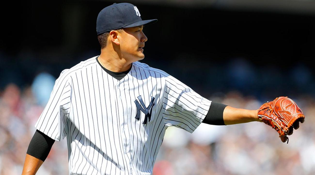 Masahiro Tanaka to return from DL, start for Yankees on Wednesday