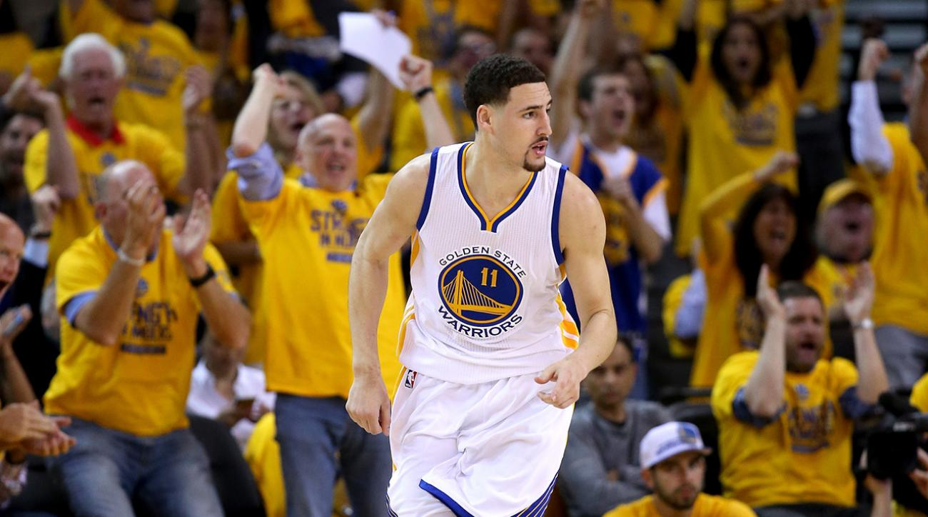 Golden State Warriors Klay Thompson expected to play in Game 1 NBA Finals