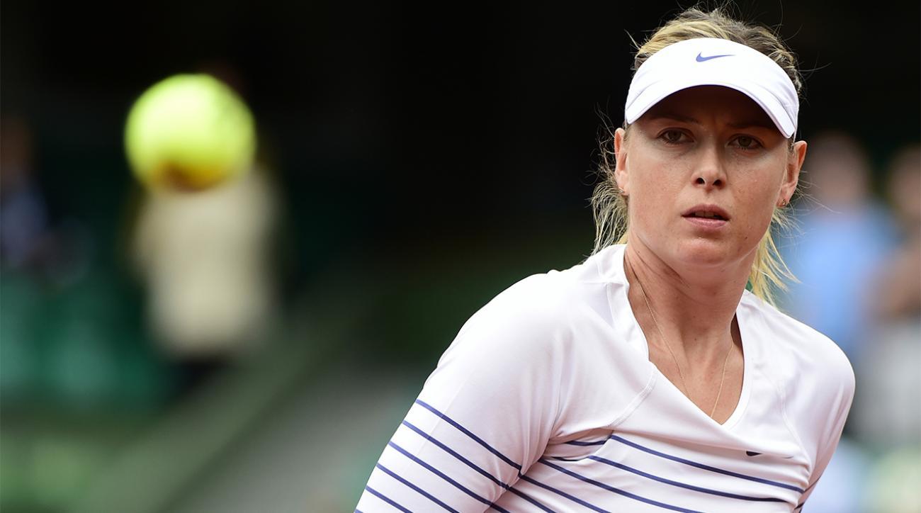 Maria Sharapova upset by Lucie Safarova in French Open