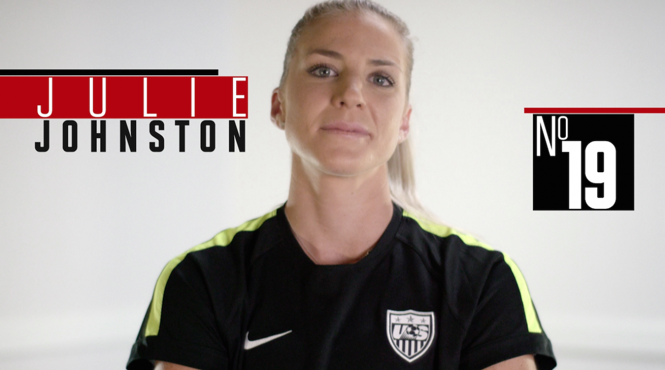 Julie Johnston, soccer, women's world cup, fifa, 2015 FIFA Women's World Cup, sepp blatter, abby wambach, Alex Morgan