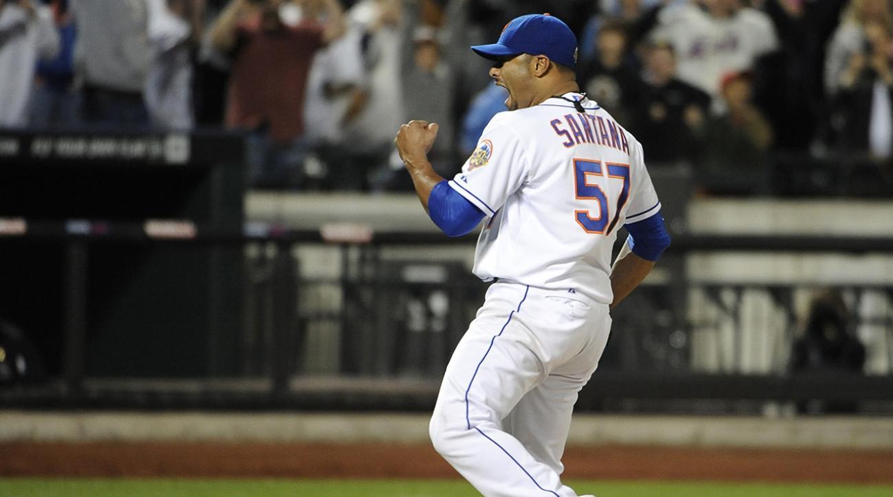 Johan Santana, mlb, New York Mets, no hitter, no-hitter, santana no-hitter, si, video