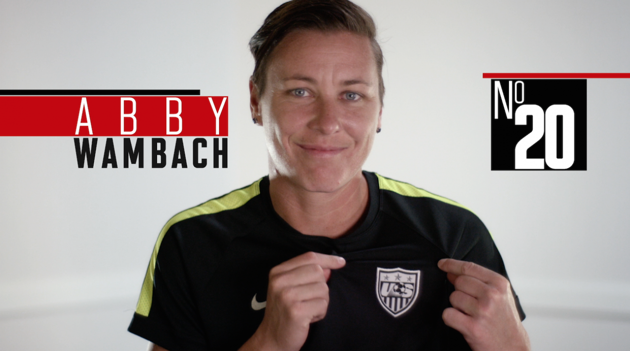 meet the wambach soccer