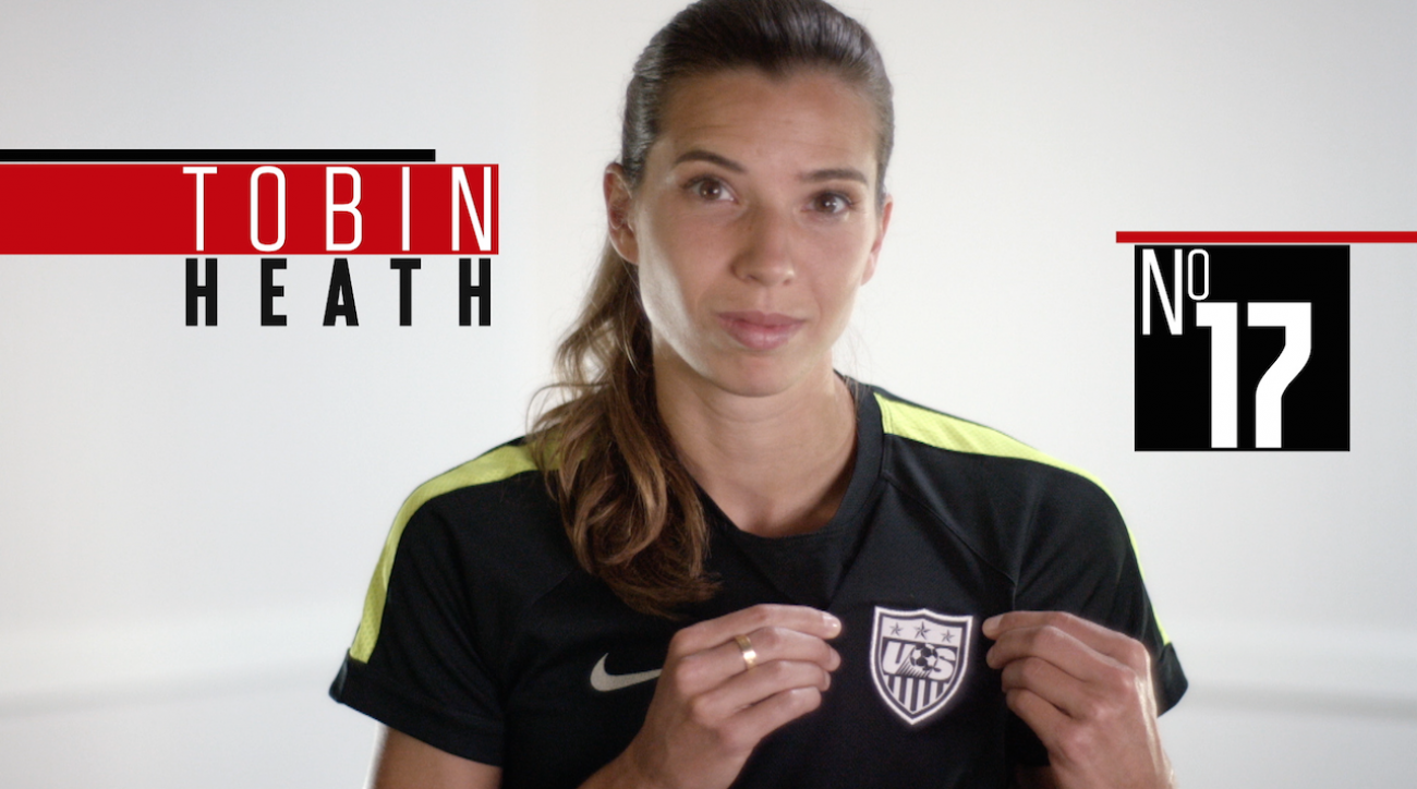 soccer, women's world cup, tobin heath, fifa, 2015 FIFA Women's World Cup, sepp blatter, abby wambach, Alex Morgan