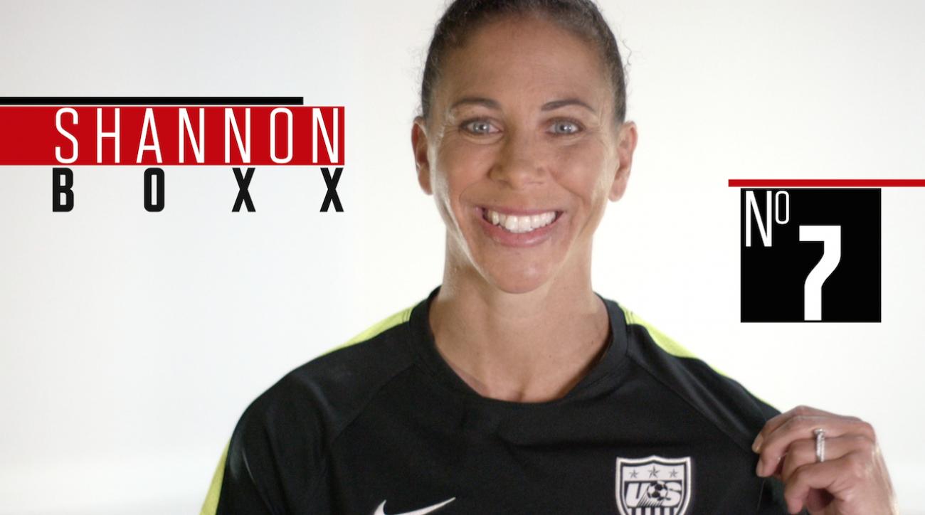 shannon boxx, soccer, women's world cup, fifa, 2015 FIFA Women's World Cup, women's world cup, sepp blatter, abby wambach, Alex Morgan