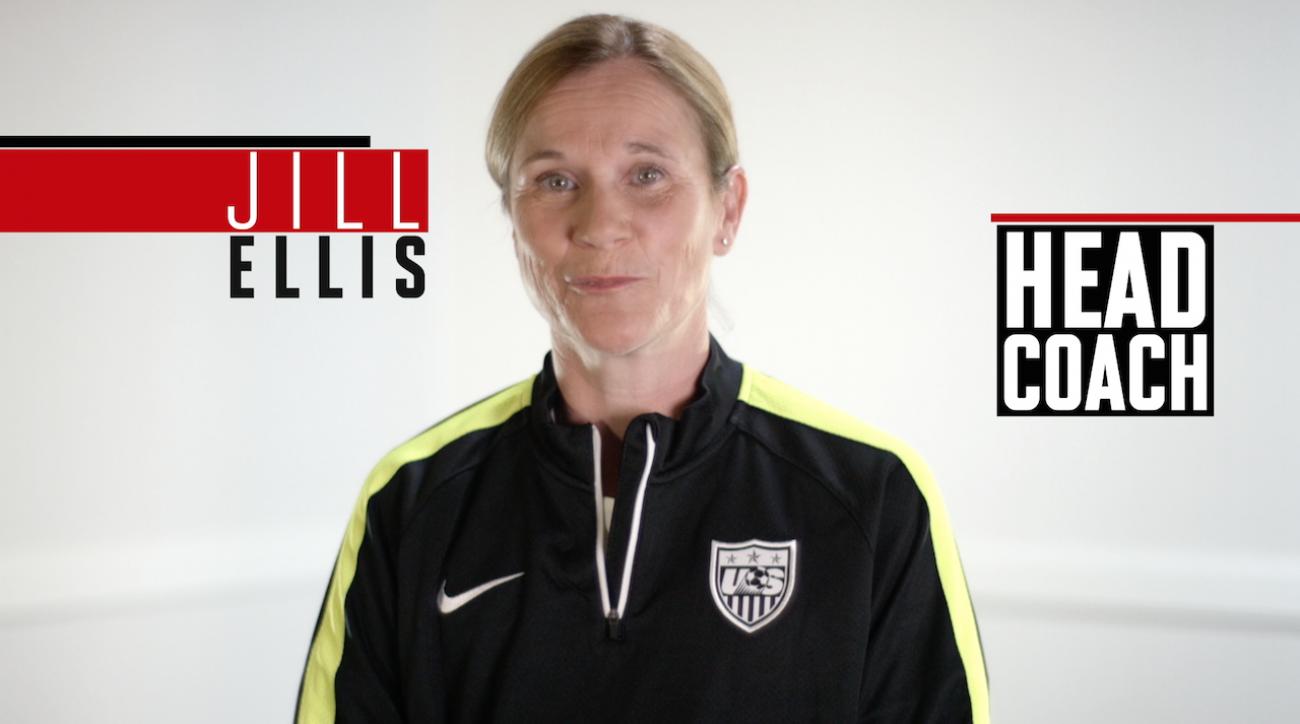 Jill Ellis