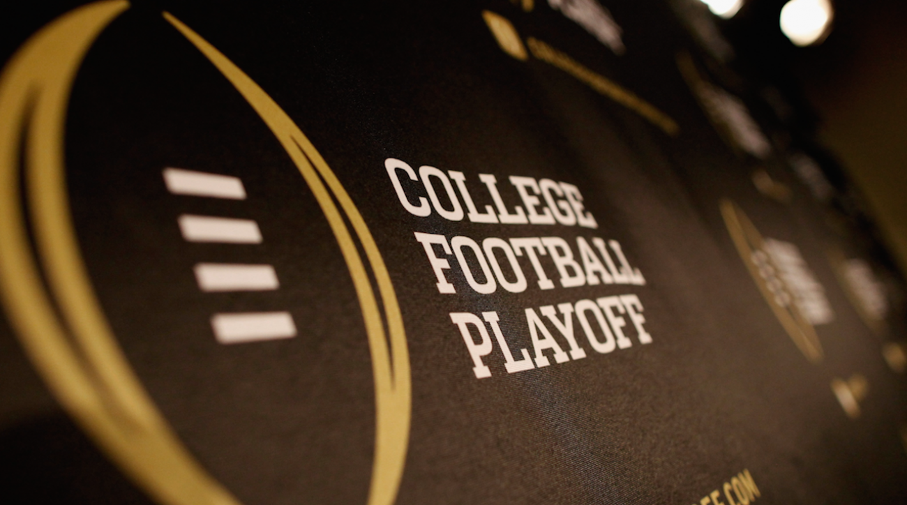 andy staples, College football, college football playoff