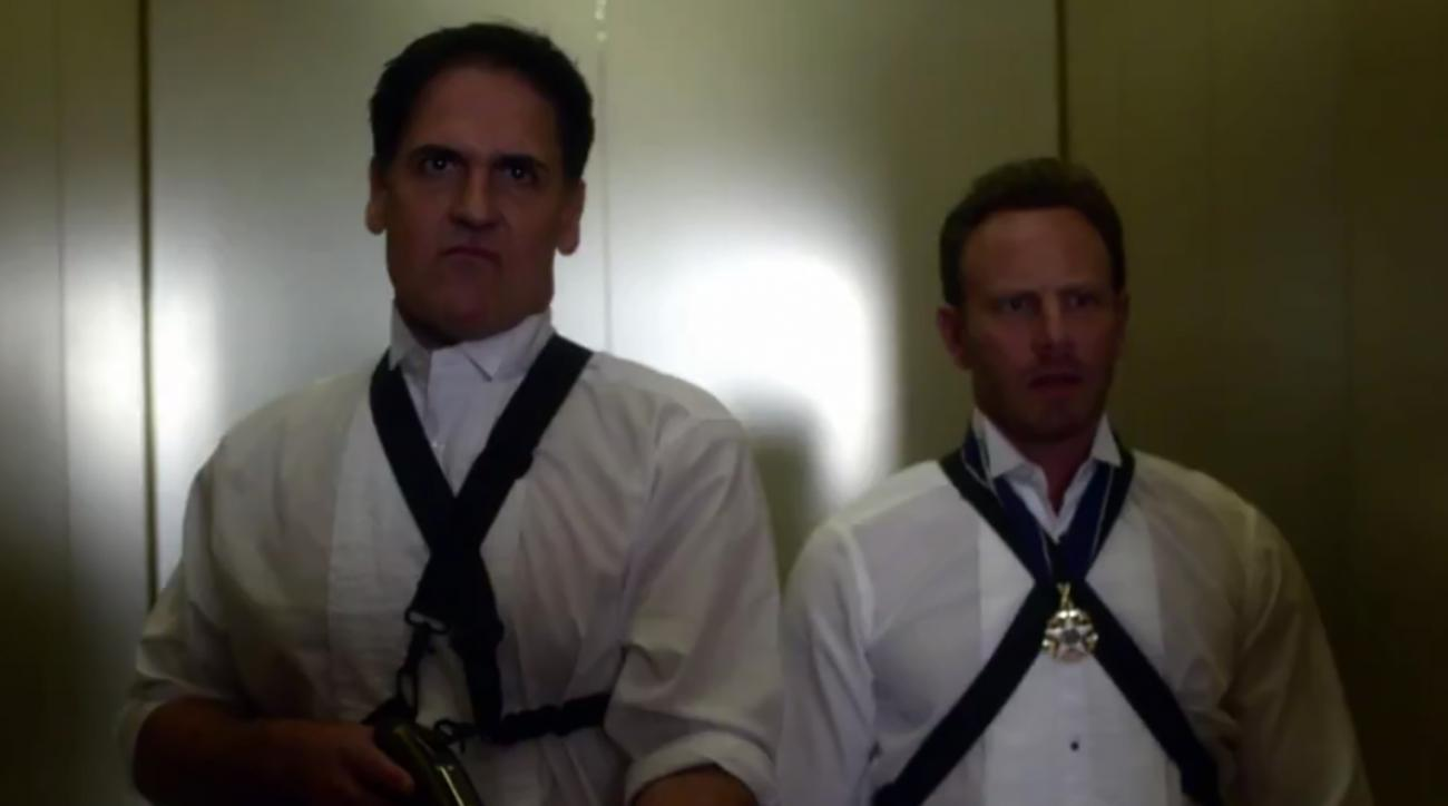 sharknado 3 trailer mark cuban