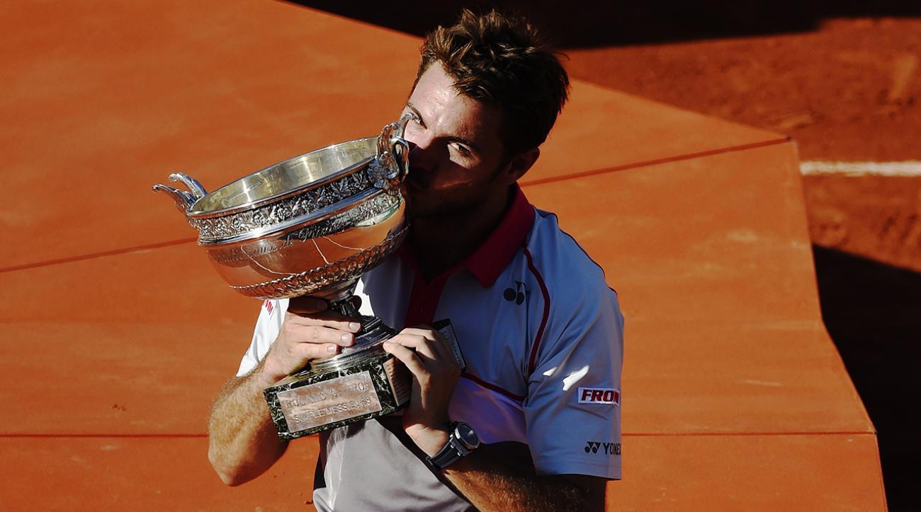 Stan Wawrinka defeats Novak Djokovic to win French Open