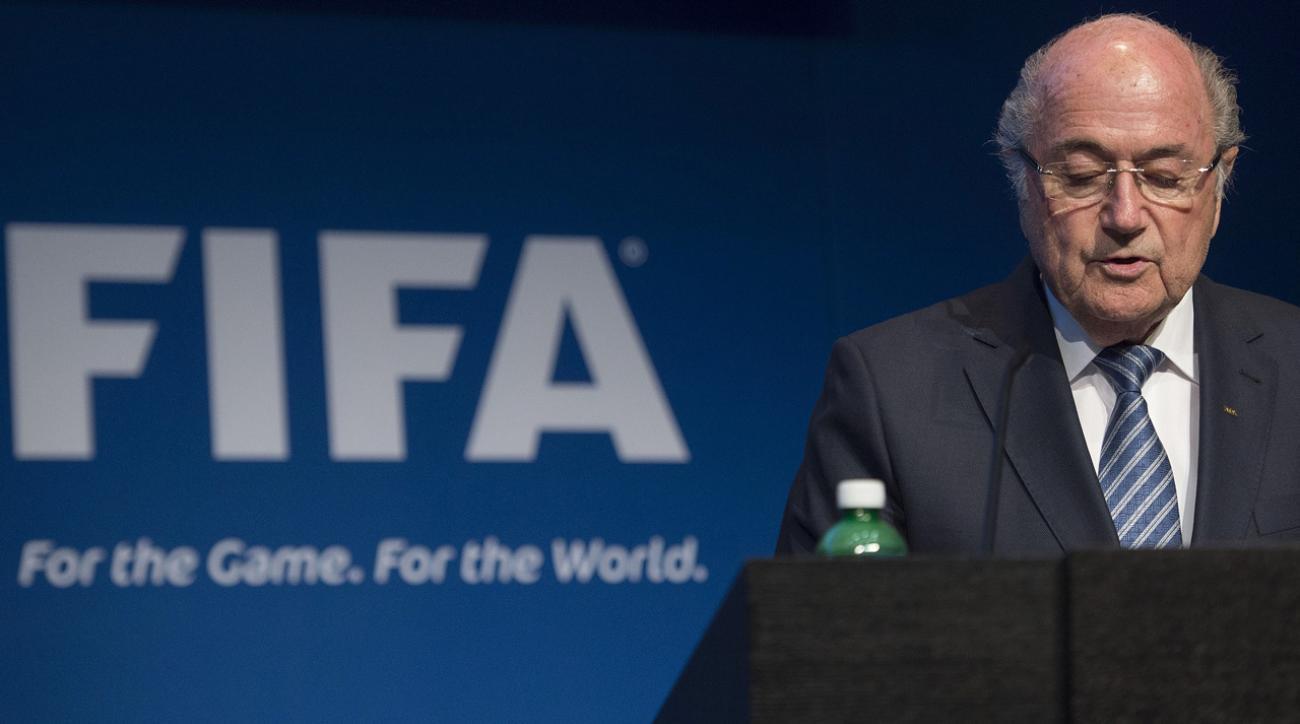 fifa, fifa corruption, fifa scandal impact on women's world cup