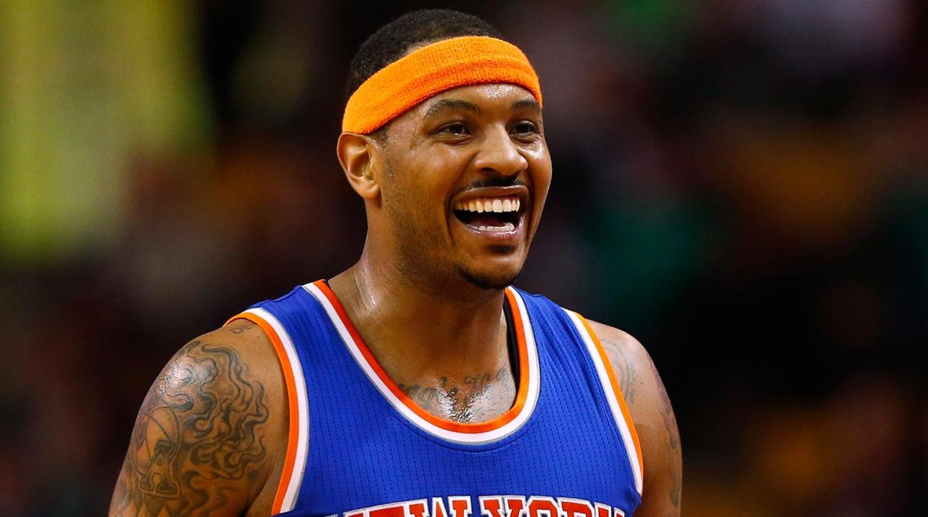Knicks forward Carmelo Anthony purchases Puerto Rico expansion team