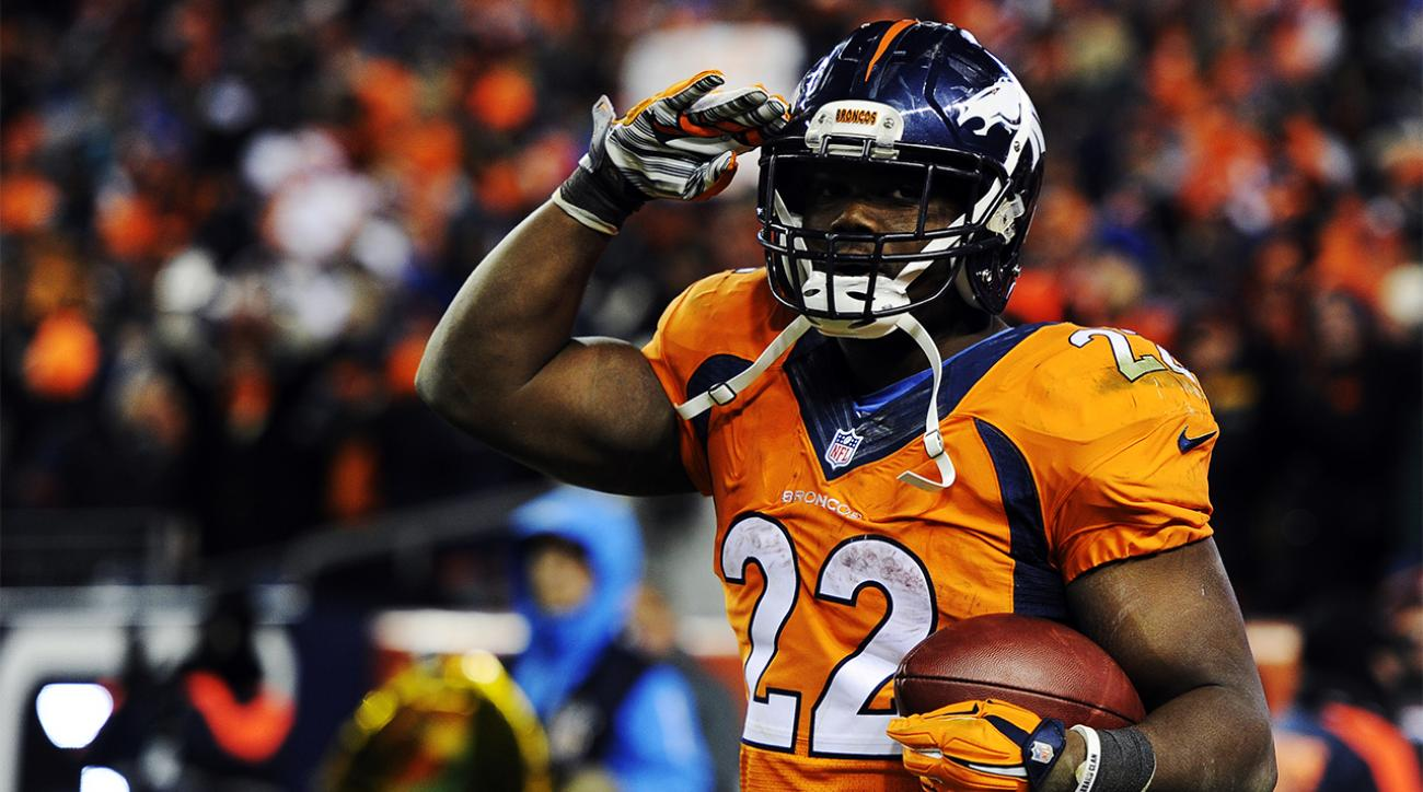 C.J. Anderson enters training camp as Broncos No. 1 RB
