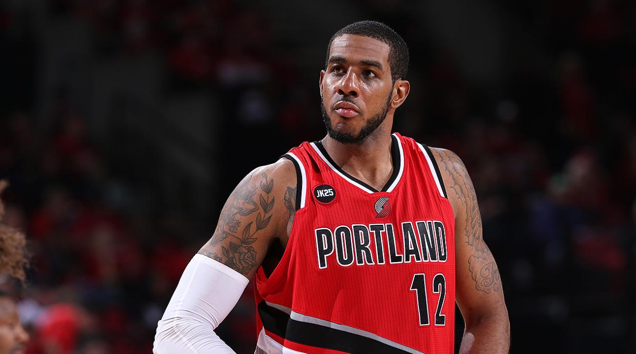 Spurs might try to land LaMarcus Aldridge to bolster offense IMAGE