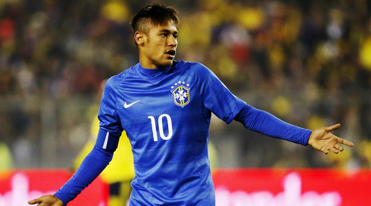 Neymar suspended one game after Copa America fight
