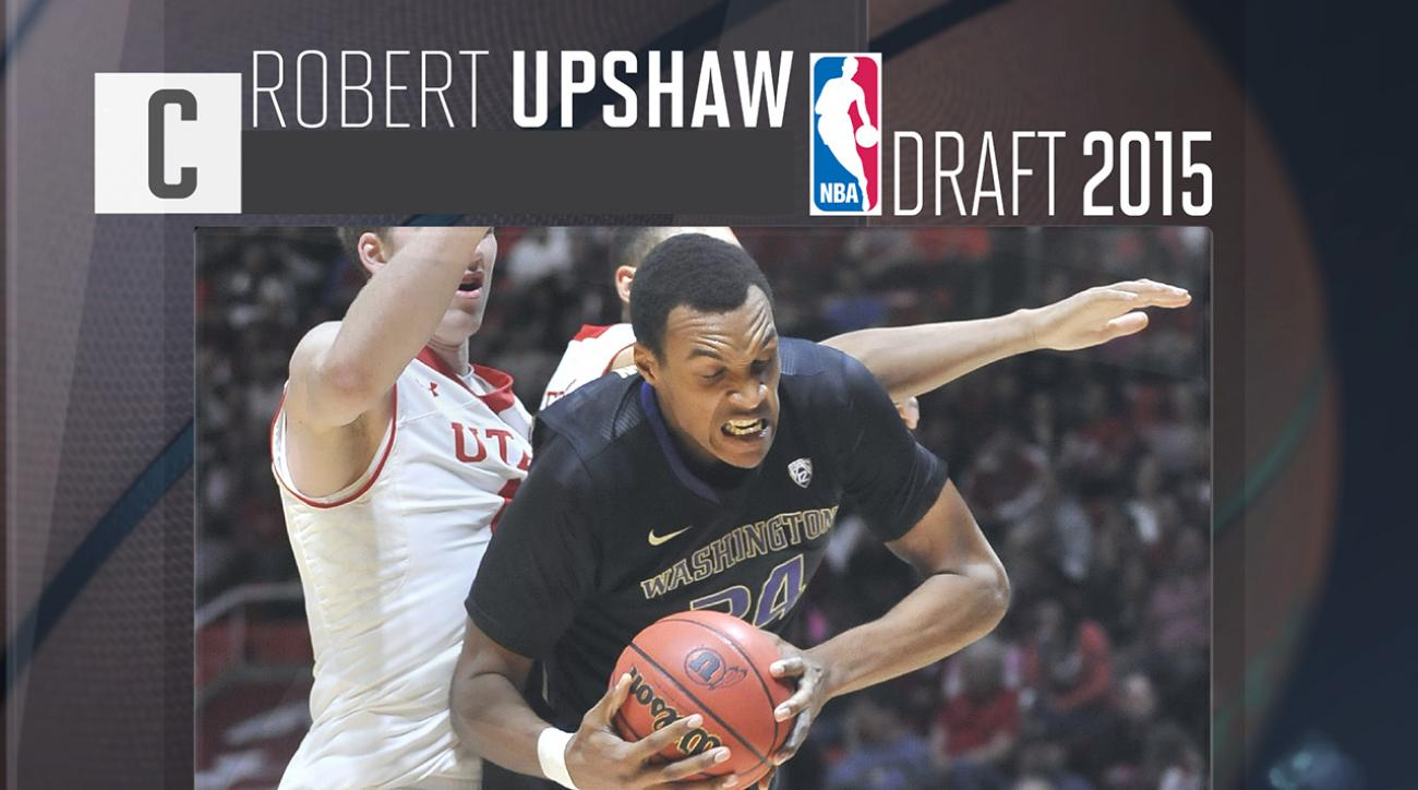 2015 NBA draft: Robert Upshaw profile IMG