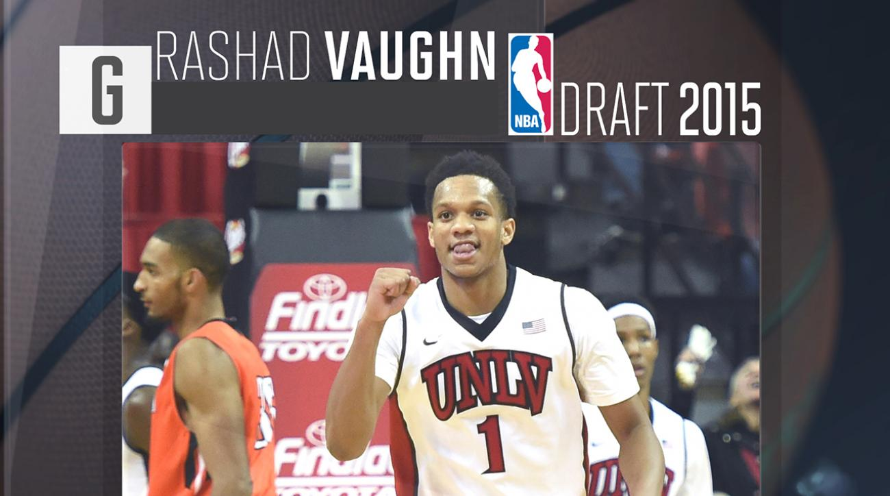 2015 NBA draft: Rashad Vaughn profile IMG