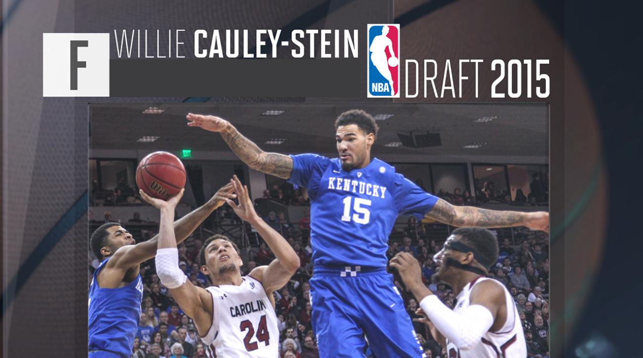 2015 NBA draft: Willie Cauley-Stein profile IMG