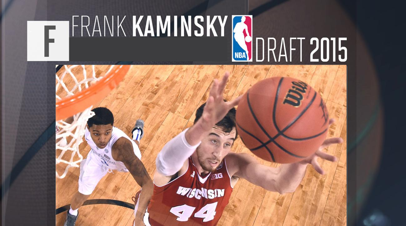 2015 NBA draft: Frank Kaminsky profile IMG