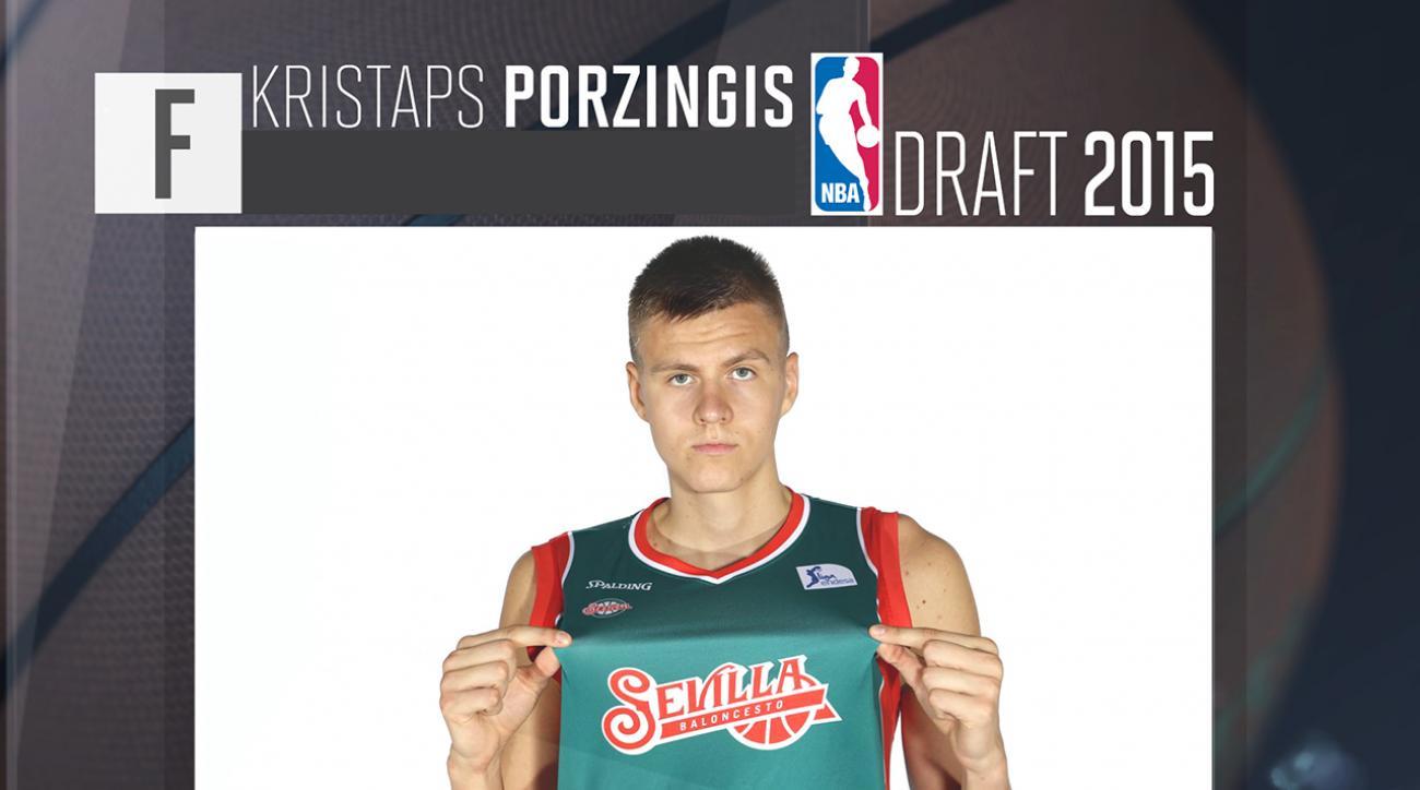 2015 NBA draft: Kristaps Porzingis profile IMG