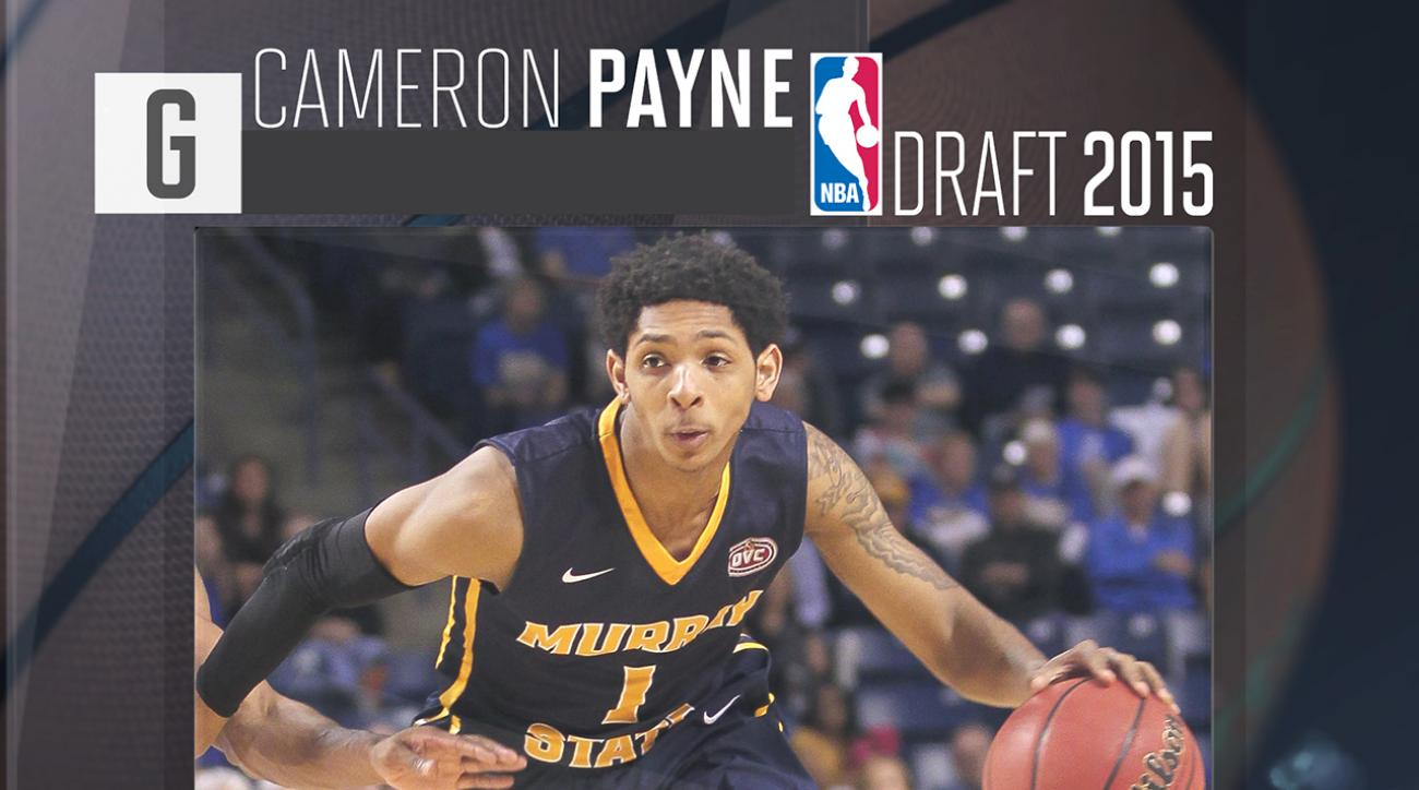 2015 NBA draft: Cameron Payne profile IMG