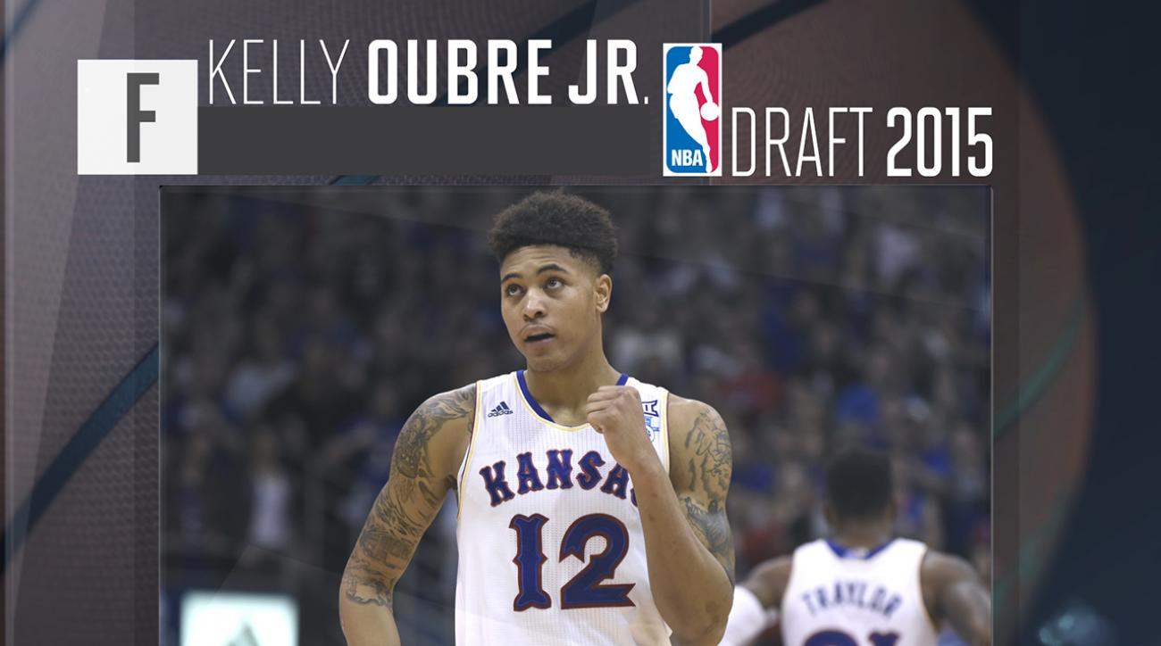 2015 NBA draft: Kelly Oubre Jr. profile IMG