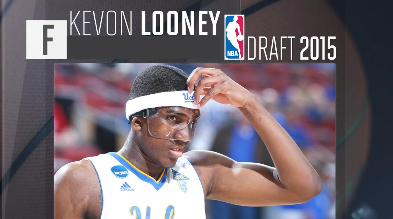 2015 NBA draft: Kevon Looney profile IMG