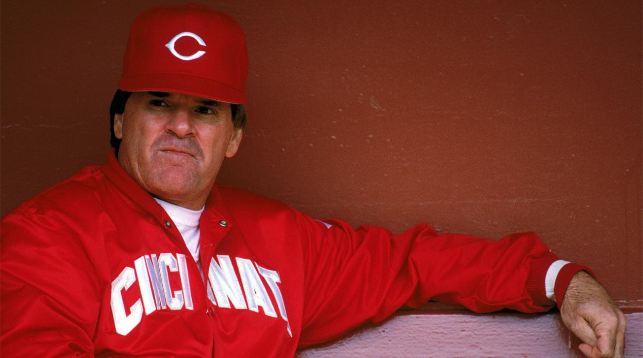 Documents show Pete Rose bet on baseball as a player IMAGE