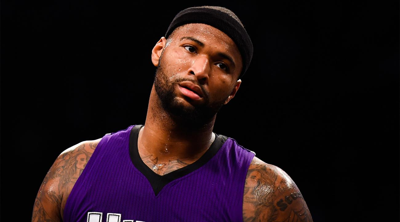 Report: Kings coach George Karl has 'intense desire' to trade DeMarcus Cousins