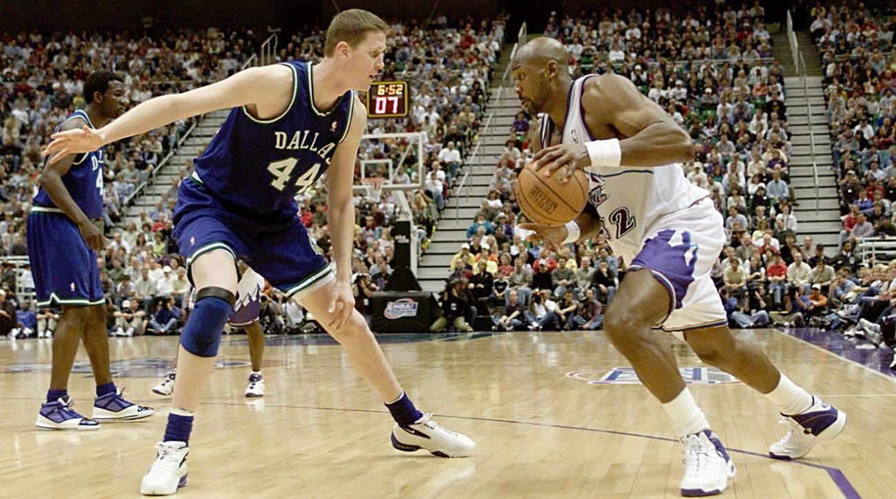 Karl Malone on NBA draft snub IMG