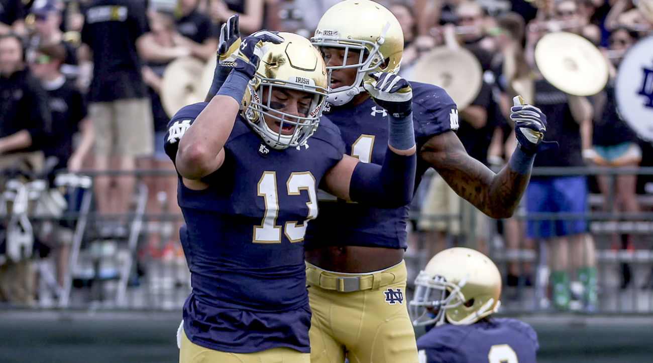 andy staples, College football, Dear Andy, Notre Dame Fighting Irish, sports illustrated