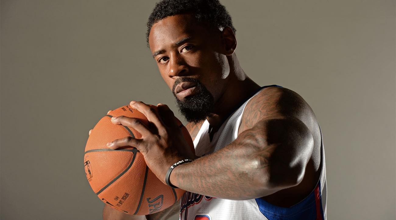 Clippers center and free-agent DeAndre Jordan to meet with multiple teams IMAGE