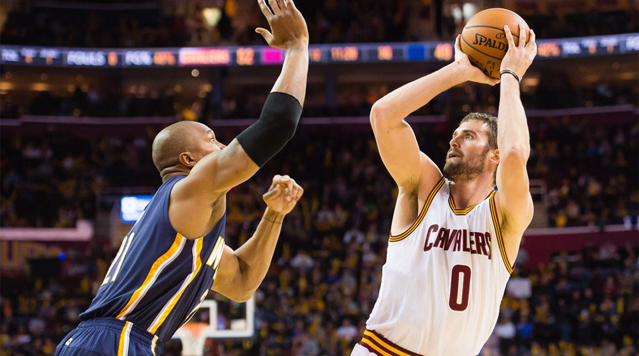 Reports: Kevin Love likely to re-sign with Cavaliers IMAGE