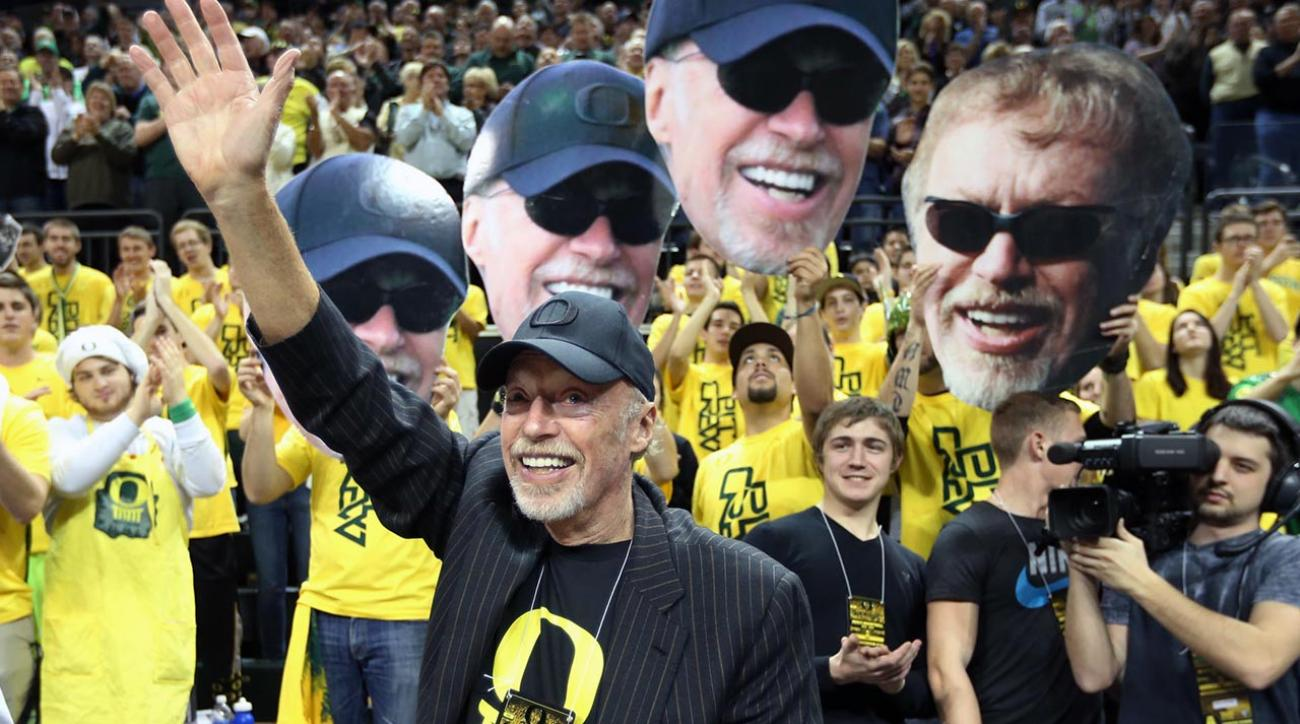 Nike co-founder and chairman Phil Knight to step down IMAGE