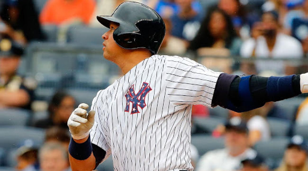 new york yankees, a-rod, yankees, alex rodriguez, new york yankees alex rodriguez, alex rodriguez new york yankees, infielder Alex Rodriguez, 3, 000 hit ball