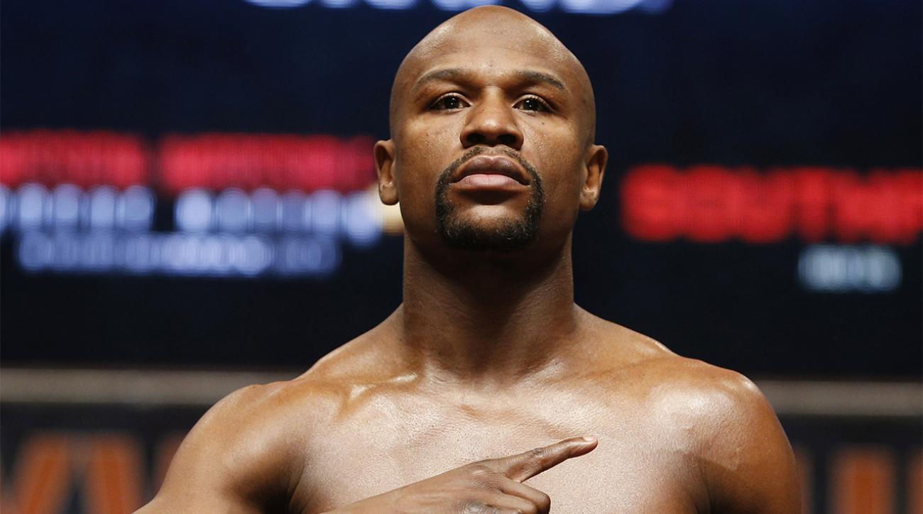 Floyd Mayweather stripped of WBO belt