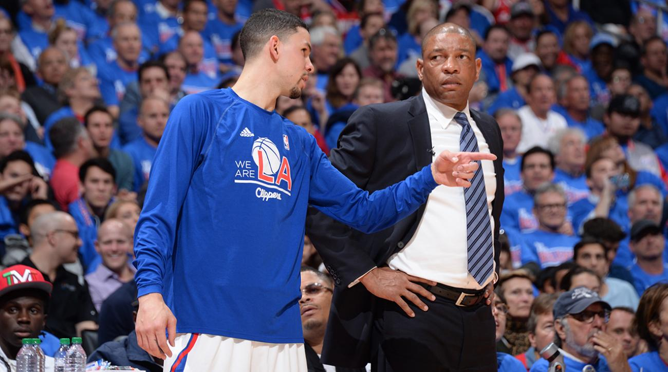 Report: Clippers re-sign Austin Rivers to two-year contract IMAGE