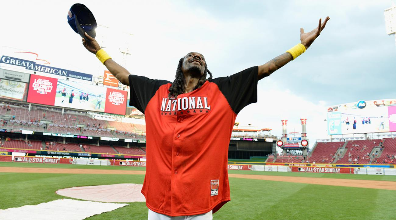 Snoop Dogg thinks Pete Rose should be in the MLB Hall of Fame
