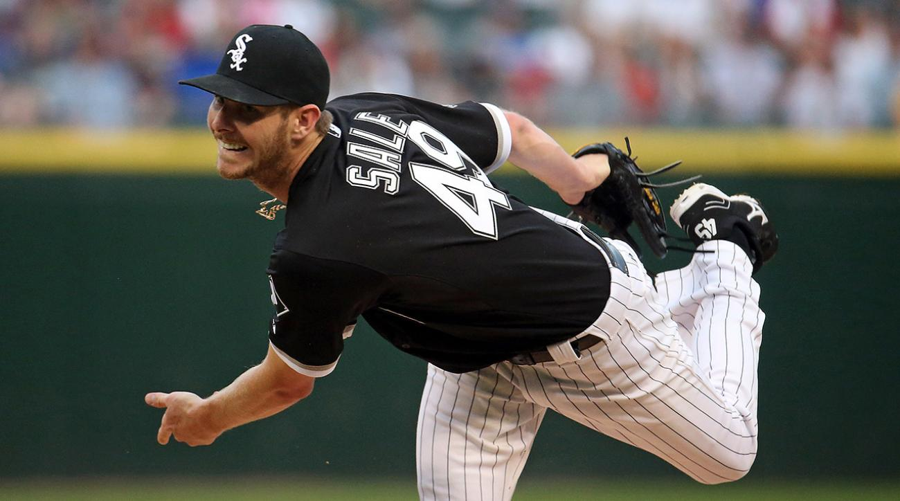 White Sox manager Robin Ventura prefers Chris Sale not pitch in All-Star Game IMAGE