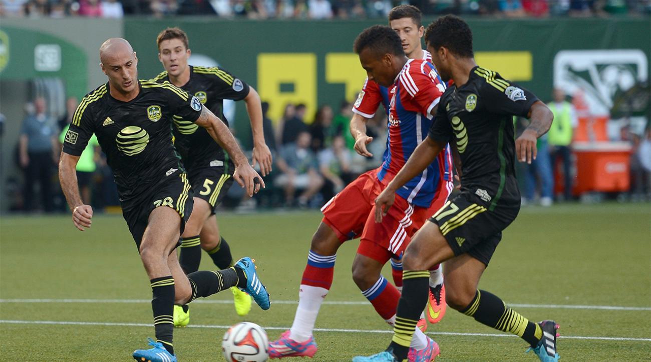 MLS announces 13 members of 2015 All-Star team