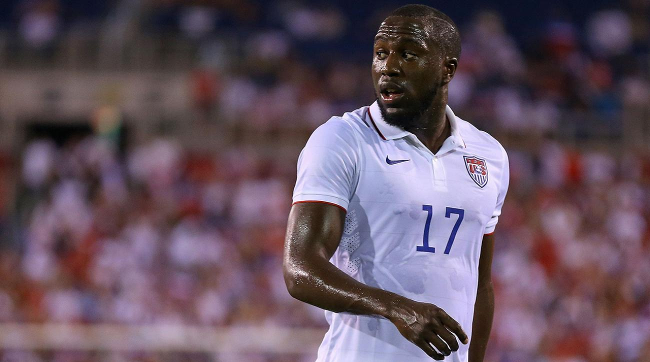 Jozy Altidore off of USA's Gold Cup roster