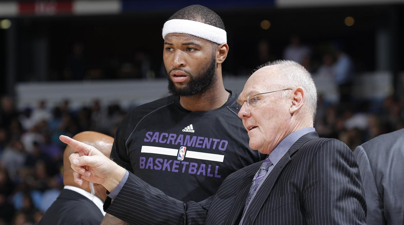 Sacramento Kings working on strained relationships IMG