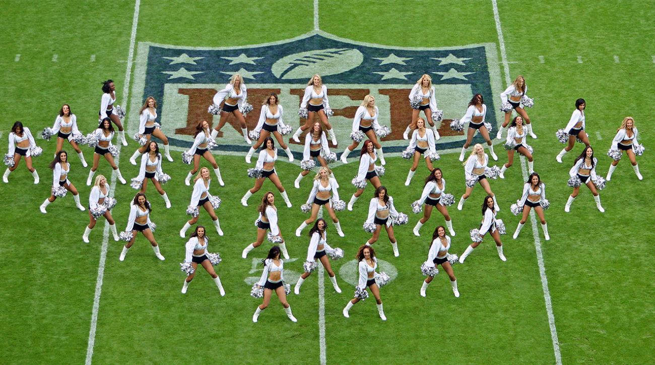 New California law grants cheerleaders employee rights