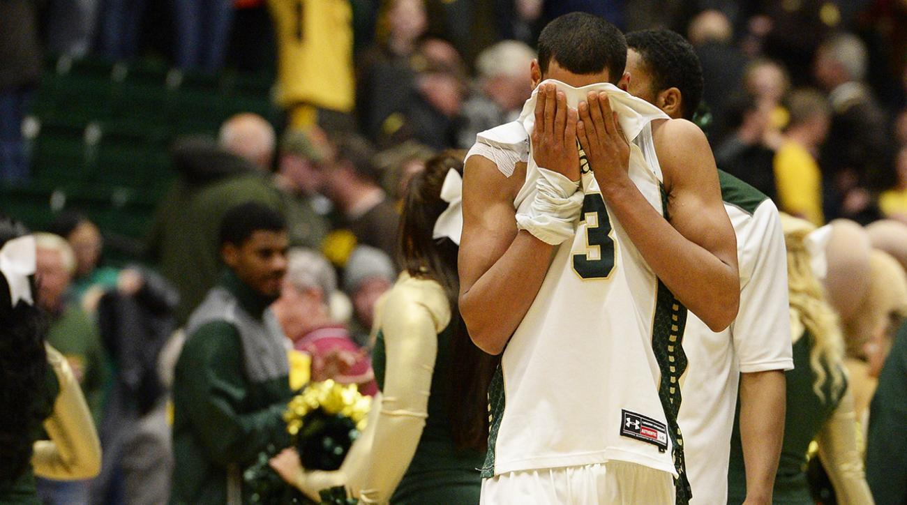 Colorado State guard arrested for harassment, false imprisonment IMAGE