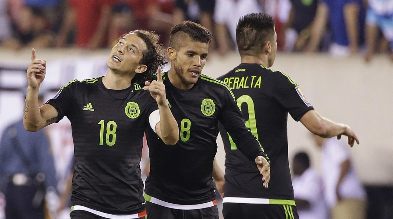 Mexico advances to Gold Cup semifinal after last-minute PK