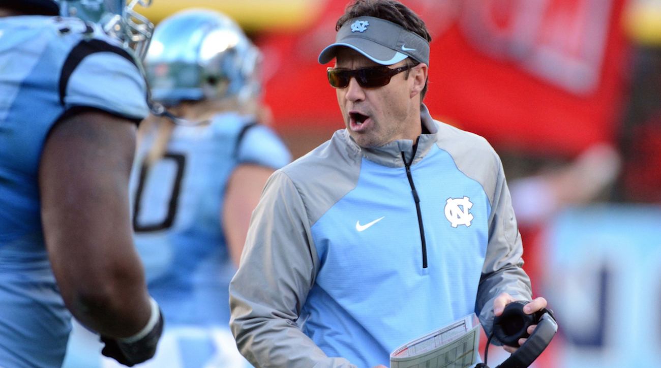 ACC Media Days, andy staples, College football, Dear Andy, sports illustrated, larry fedora,